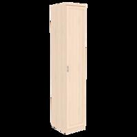 Шкаф для белья со штангой и полками арт. 105