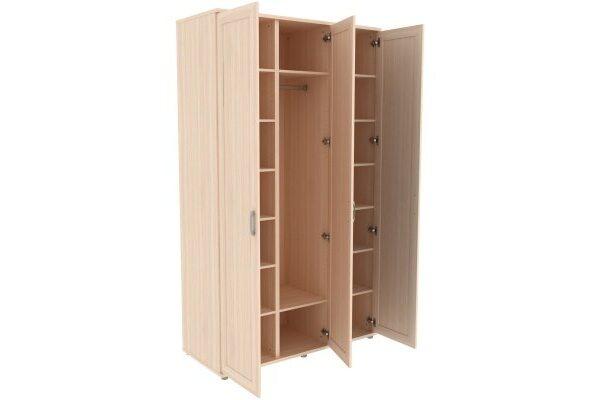 Шкаф для одежды с зеркалом 513.12