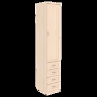Шкаф для белья с ящиками арт. 104