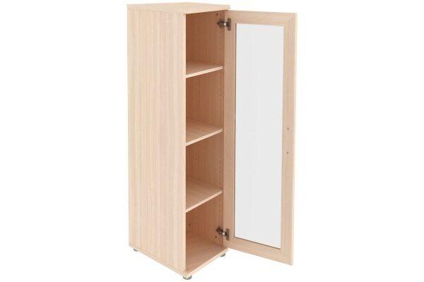 Шкаф переходной со стеклянной дверью 343.02