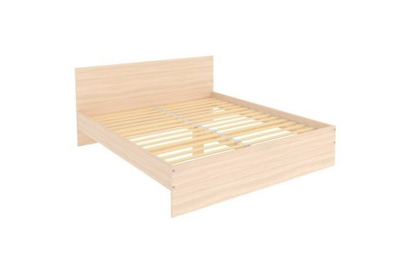 Двухместная кровать с ортопедическим основанием К18