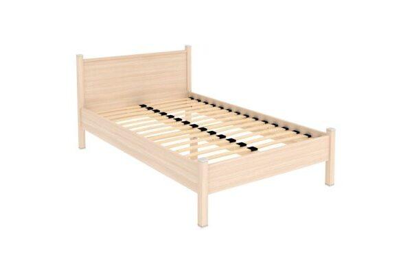 Двухместная кровать с ортопедическим основанием 613