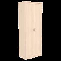 Шкаф для белья со штангой и полками арт. 101