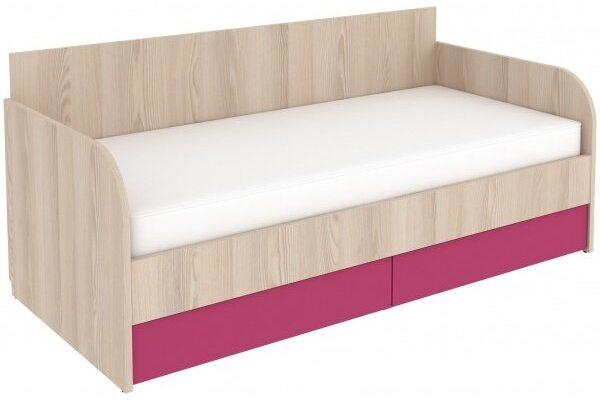 Кровать-софа Дарина арт. УК01 цвет Розовый