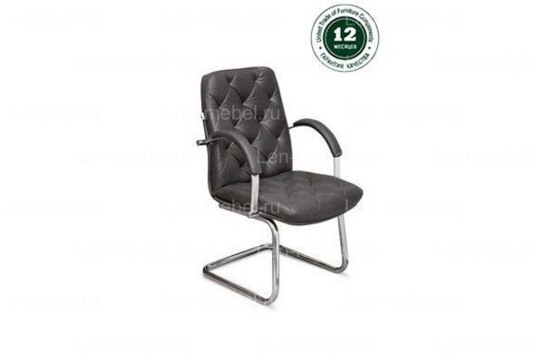 Кресло для руководителя К-10 Верона Н/п хром