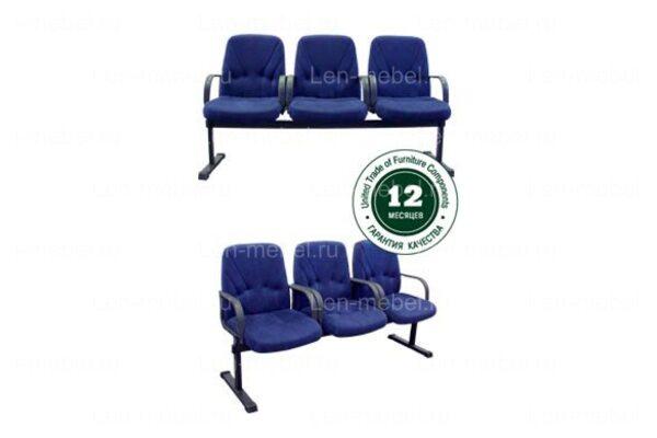 Конференц-кресло Комо Н/п пл 3