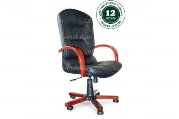 Кресло для руководителя Гранд В дерево