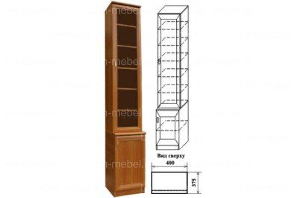 Шкаф для книг 11