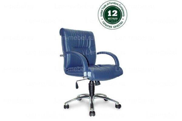 Кресло для руководителя Бона Н хром