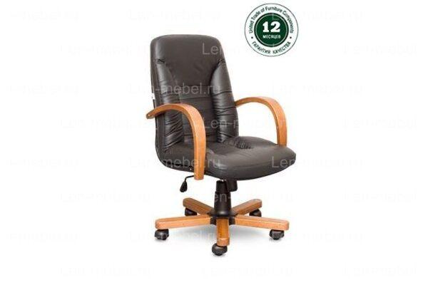 Кресло для руководителя Танго В дерево