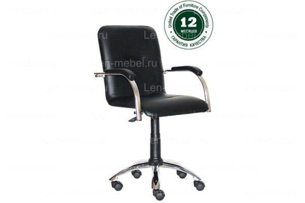 Кресло для оператора Самба GTP хром