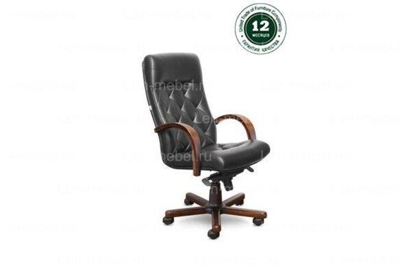 Кресло для руководителя К-10 Верона В дерево