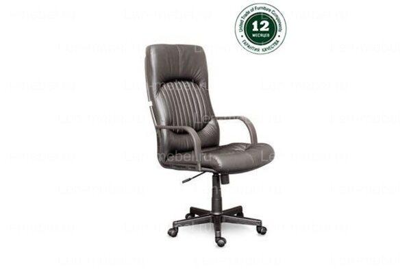 Кресло для руководителя Гермес В пластик