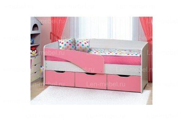 Кровать с ящиками Софа-4 Виктория