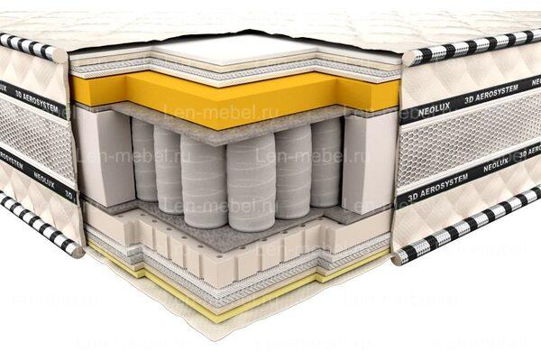 Матрас 3D Империал Мемори-латекс
