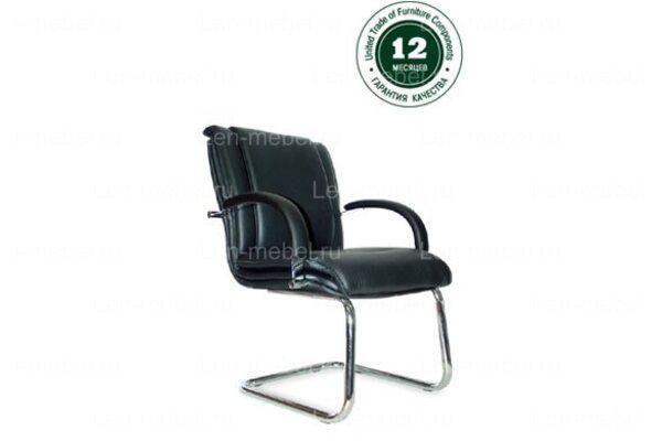 Кресло для руководителя Артекс Н/п хром