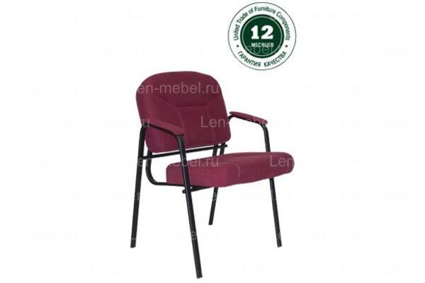 Конференц-кресло ФОРУМ/черный