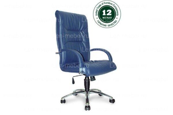 Кресло для руководителя Бона В хром
