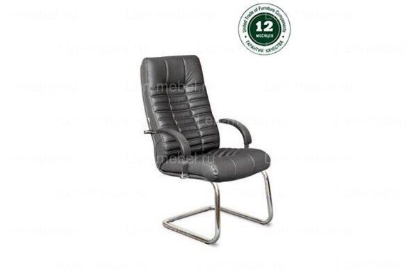 Кресло для руководителя Атлант В/п хром