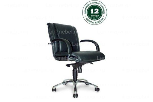 Кресло для руководителя Артекс Н хром