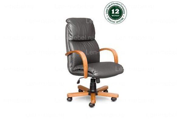 Кресло для руководителя Надир В дерево