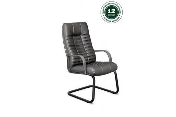 Кресло для руководителя Атлант В/п пластик