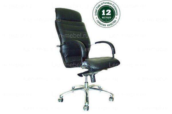 Кресло для руководителя Клио В хром
