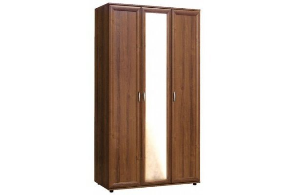 Шкаф трехстворчатый зеркалом 105
