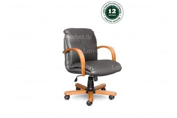 Кресло для руководителя Надир Н дерево
