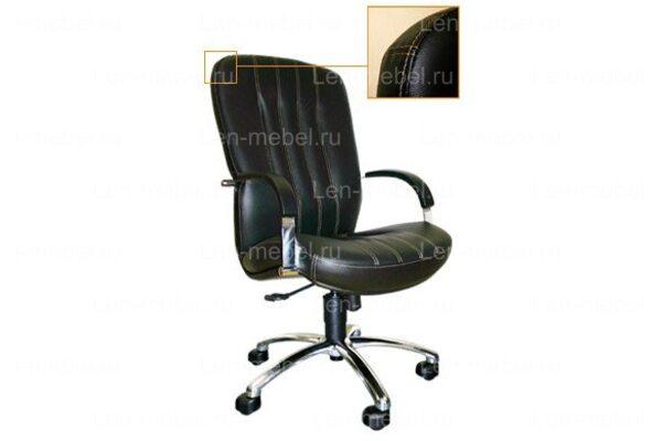 Кресло для руководителя Глория В хром