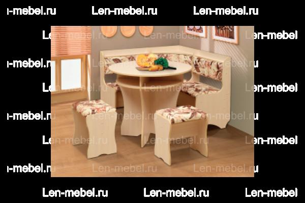 Кухонный угловой набор Уют-2