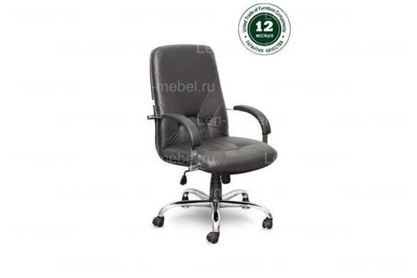 Кресло для руководителя Комо В хром