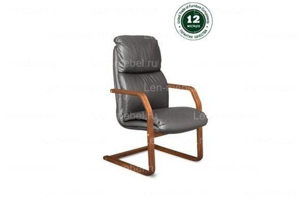 Кресло для руководителя Надир В/п дерево