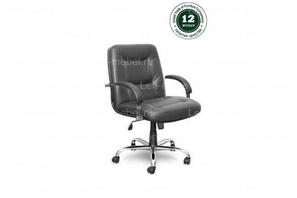 Кресло для руководителя Идра Н хром