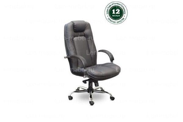 Кресло для руководителя СН-400 Аризона В хром