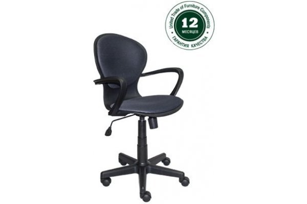 Кресло для оператора Логика пластик