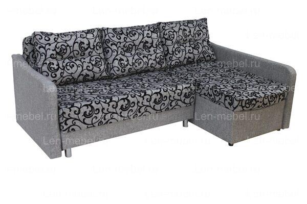 Угловой диван Рогожка