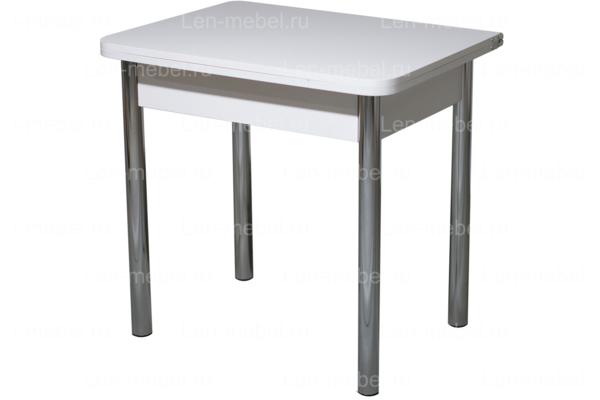 Стол Ломберный, белый, 600x600(1200)